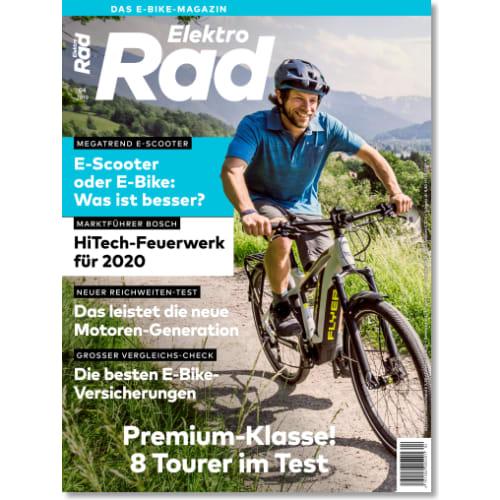 Cover: ElektroRad 4/2019