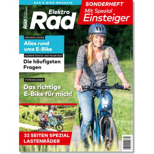 Cover: ElektroRad 3/2019