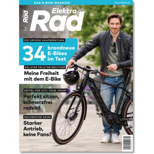 Cover: ElektroRad 2/2019