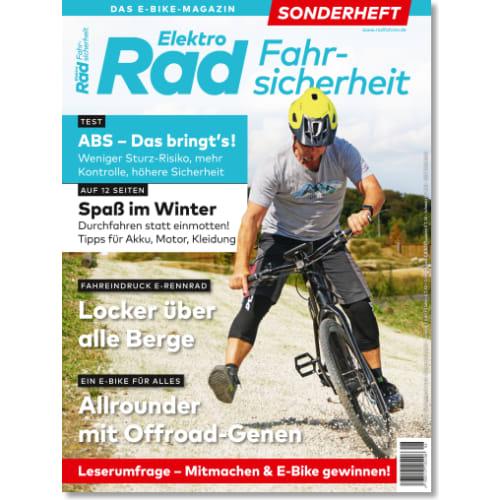 Cover: ElektroRad 6/2018