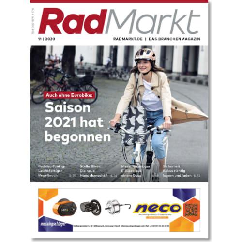Cover: RadMarkt 11/2020