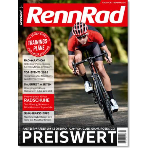 Cover: RennRad 4/2018
