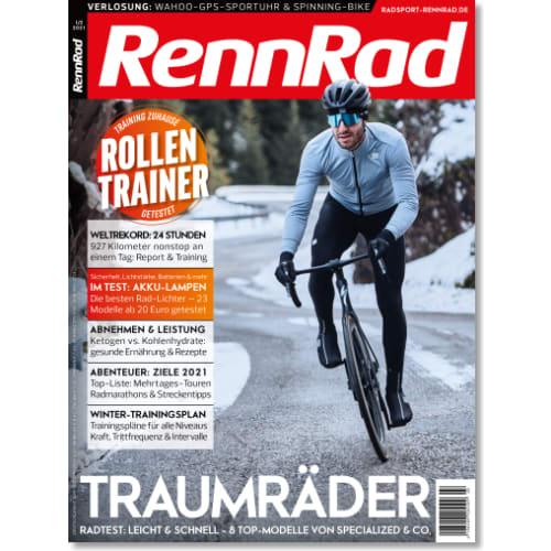 Cover: RennRad 1-2/2021