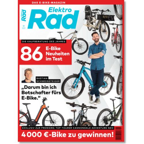 Cover: ElektroRad 1/2021