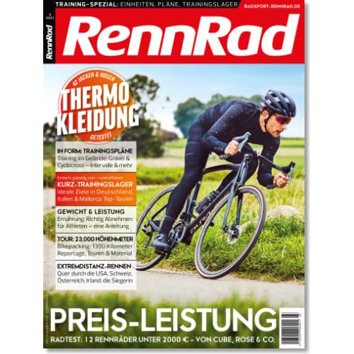 Cover: RennRad 3/2021