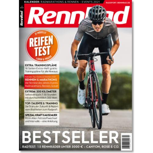 Cover: RennRad 4/2021