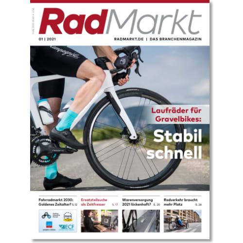 Cover: RadMarkt 1/2021