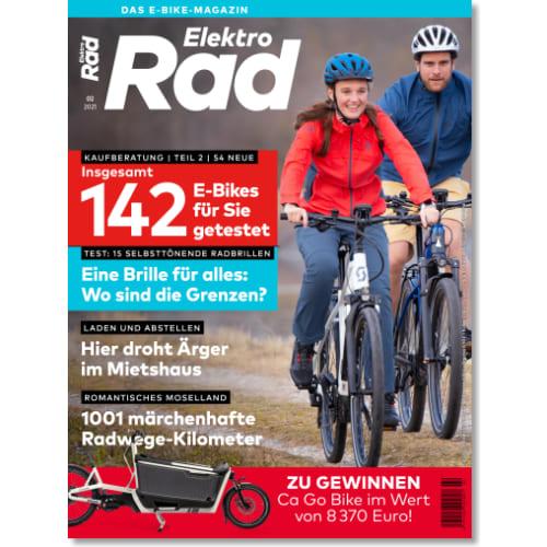Cover: ElektroRad 2/2021