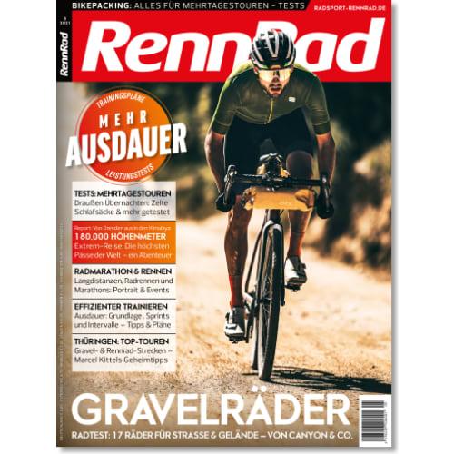Cover: RennRad 5/2021