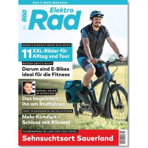 Cover: ElektroRad 3/2021
