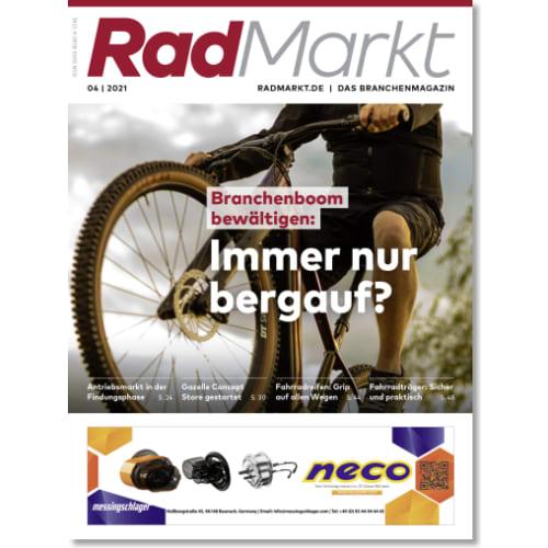 Cover: RadMarkt 4/2021