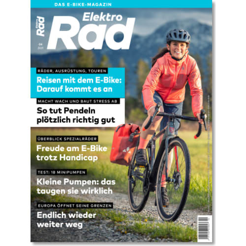 Cover: ElektroRad 4/2021