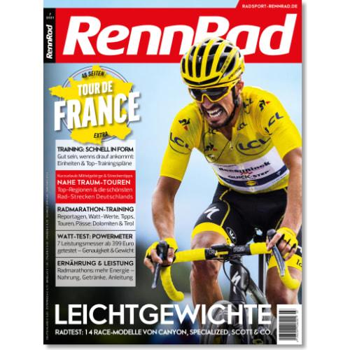Cover: RennRad 7/2021