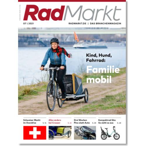 Cover: RadMarkt 7/2021