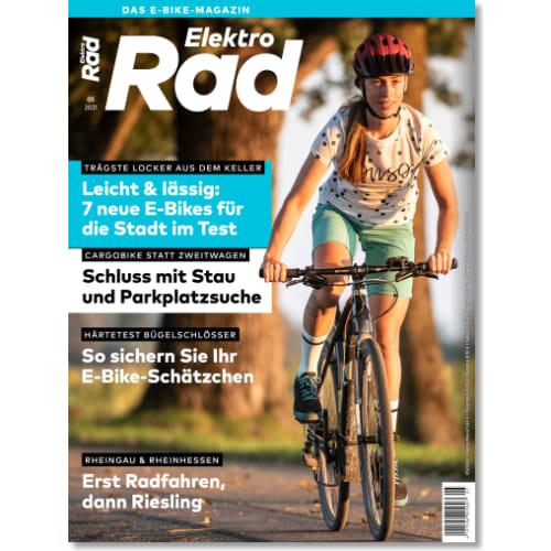 Cover: ElektroRad 5/2021