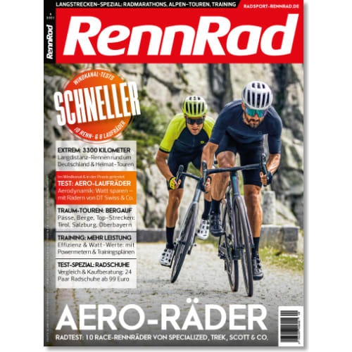 Cover: RennRad 9/2021