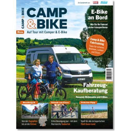Cover: Camp & Bike