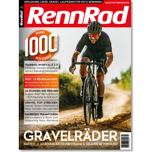 Cover: RennRad 10/2021
