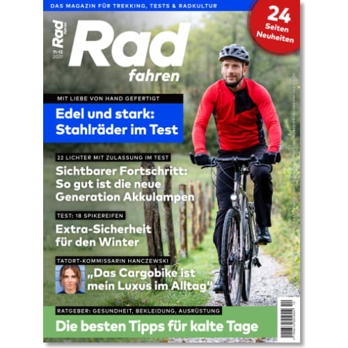 Cover: Jahres-Abo