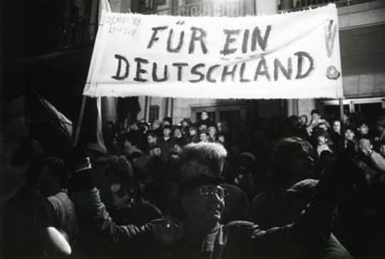 Montagsdemonstrationen 1989