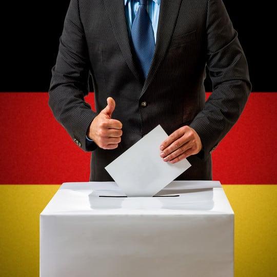 Die erste Bundestagswahl