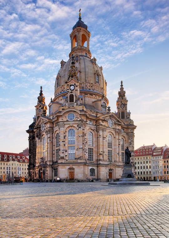 DaF-Idee des Tages - Die Frauenkirche in Dresden
