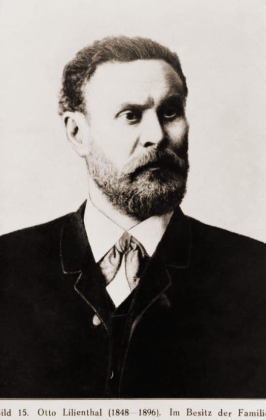 Geburtstagskind Otto Lilienthal