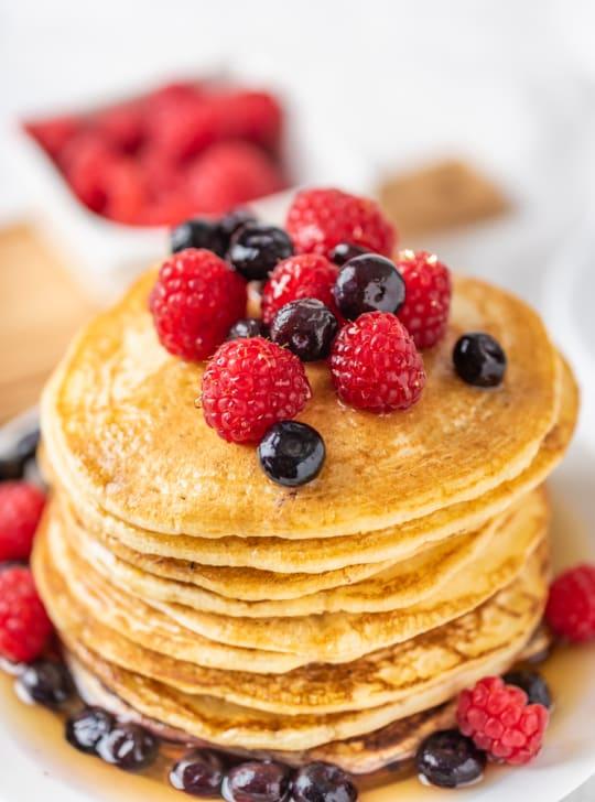 Pfannkuchen, Crêpes und Eierkuchen