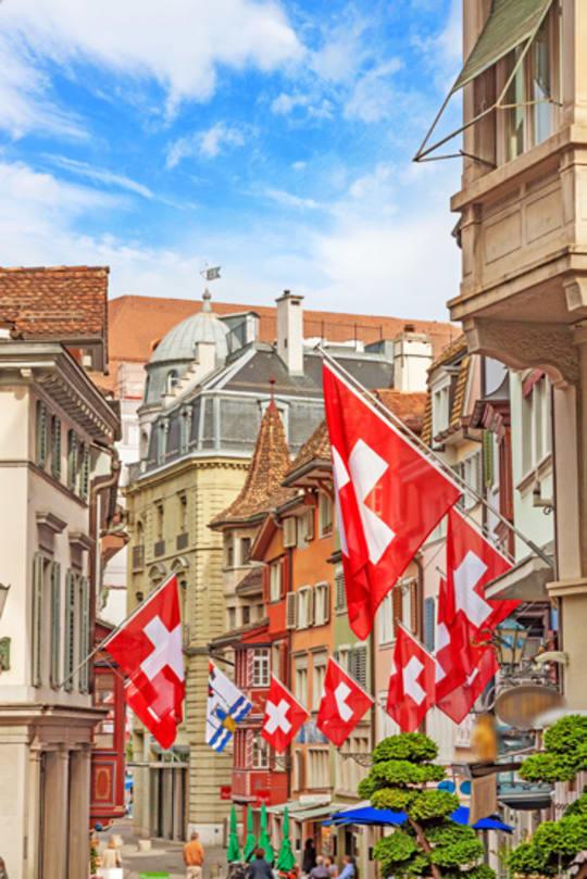 Der Schweizer Nationalfeiertag