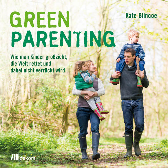 Cover: Green Parenting