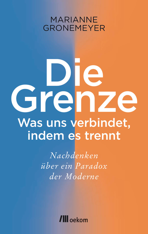 Cover: Die Grenze