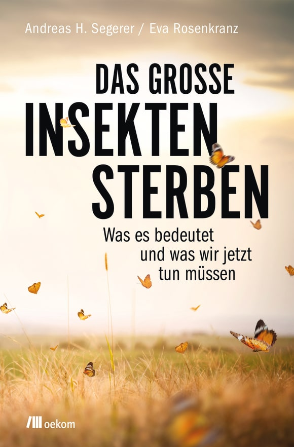 Cover: Das große Insektensterben
