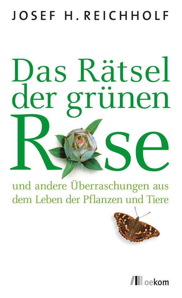 Cover: Das Rätsel der grünen Rose