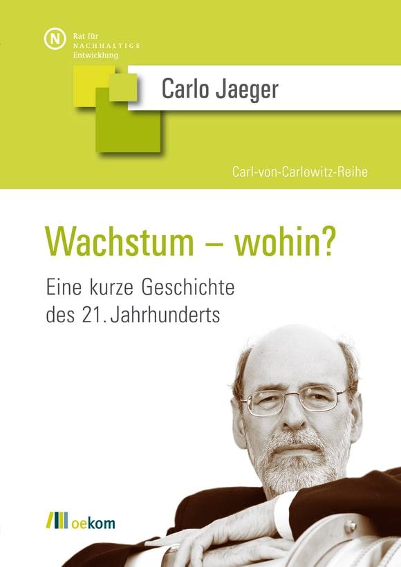 Cover: Wachstum – wohin?