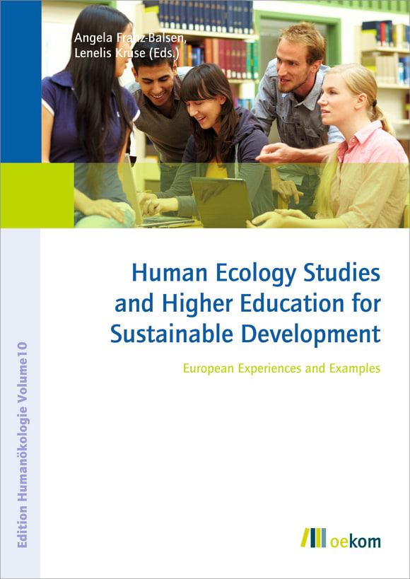 Cover: Human Ecology Studies and Higher Education for Sustainable Development