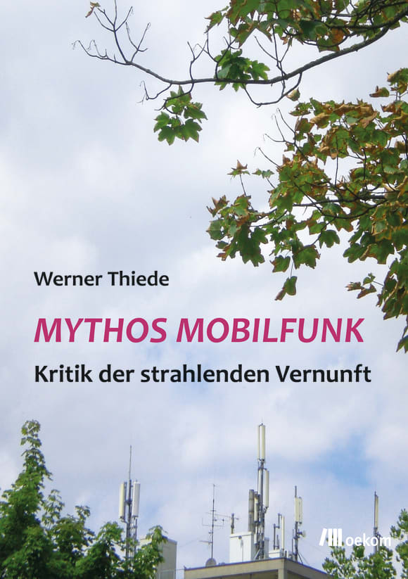 Cover: Mythos Mobilfunk