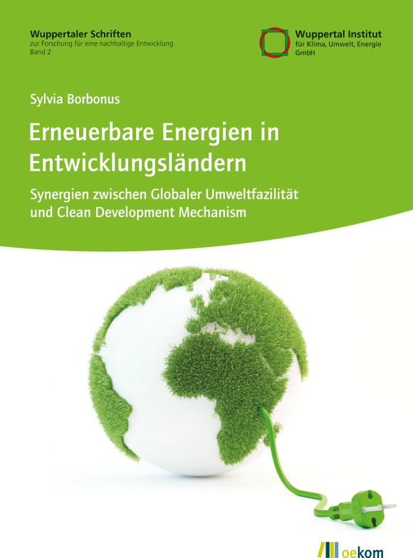 Cover: Erneuerbare Energien in Entwicklungsländern