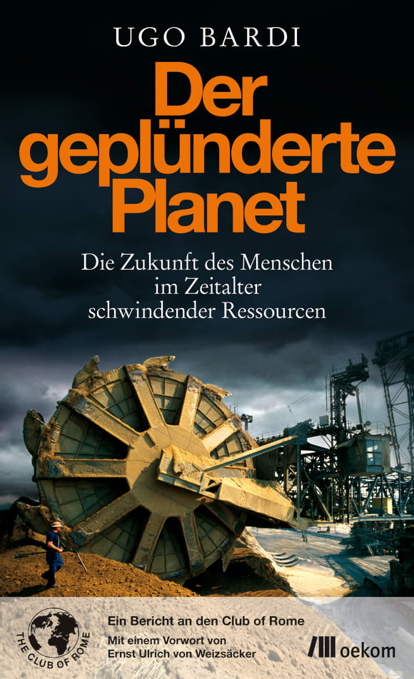 Cover: Der geplünderte Planet