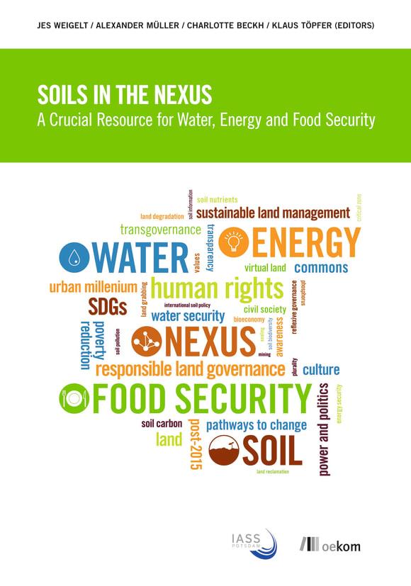 Cover: Soils in the Nexus