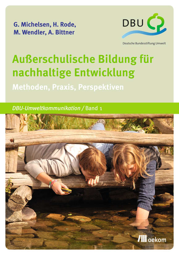 Cover: Außerschulische Bildung für nachhaltige Entwicklung
