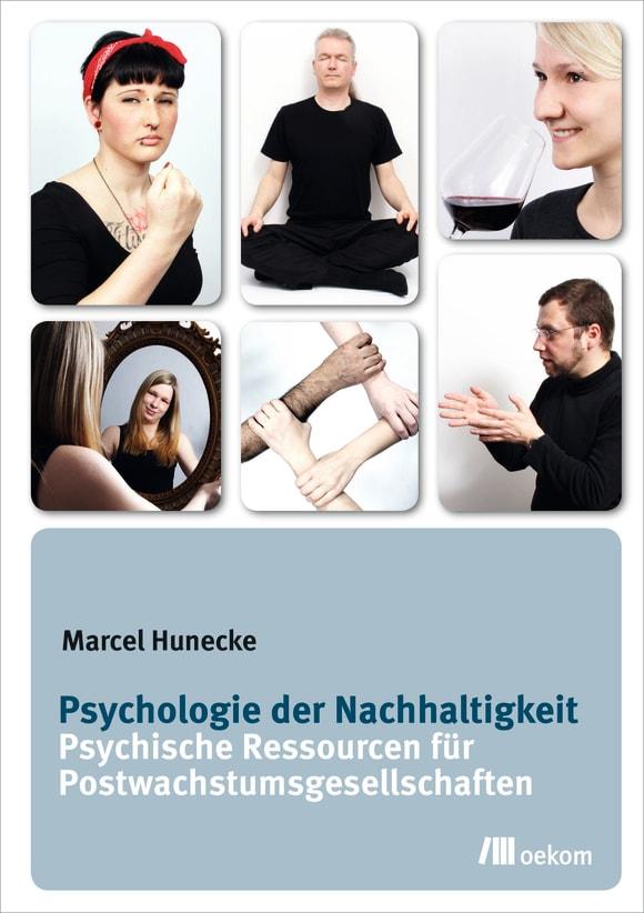 Cover: Psychologie der Nachhaltigkeit