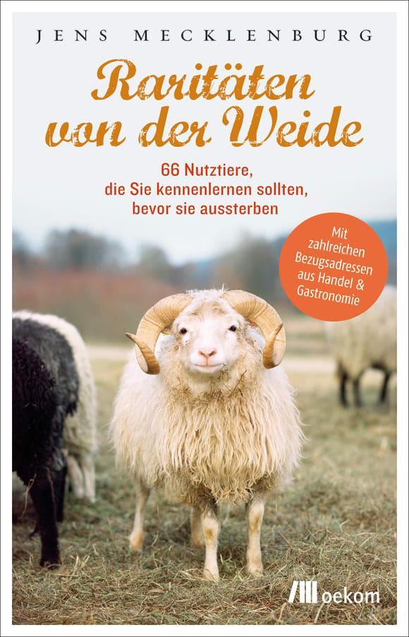 Cover: Raritäten von der Weide