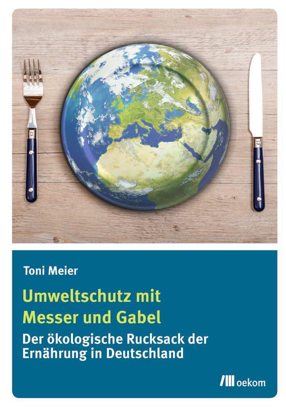 Cover: Umweltschutz mit Messer und Gabel