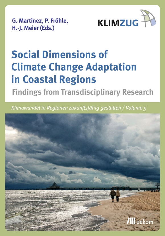 Cover: Social Dimensions of Climate Change Adaptation in Coastal Regions