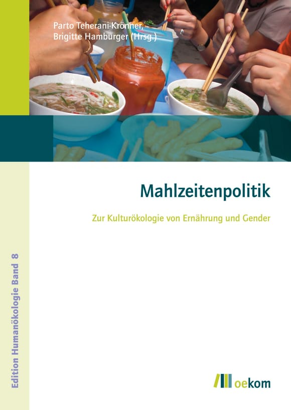 Cover: Mahlzeitenpolitik