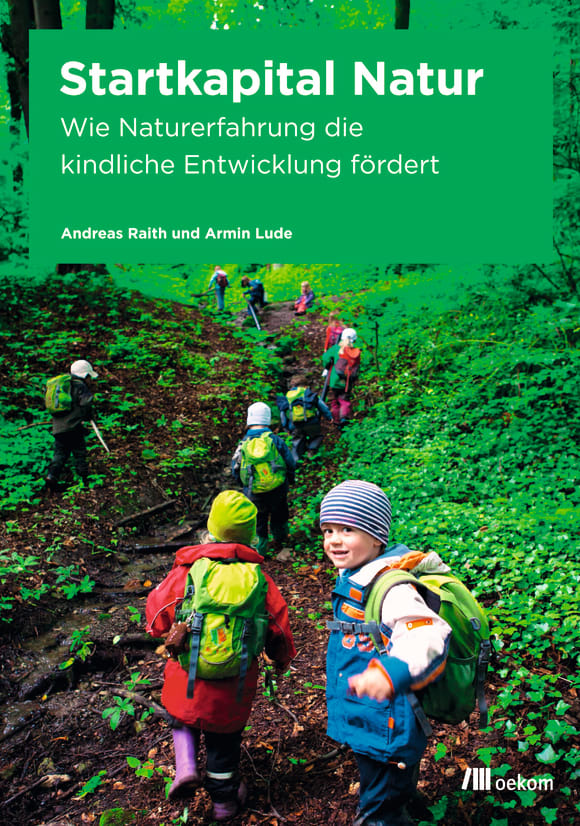 Cover: Startkapital Natur
