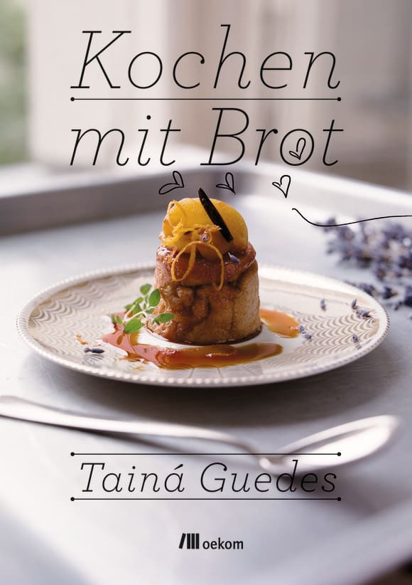 Cover: Kochen mit Brot