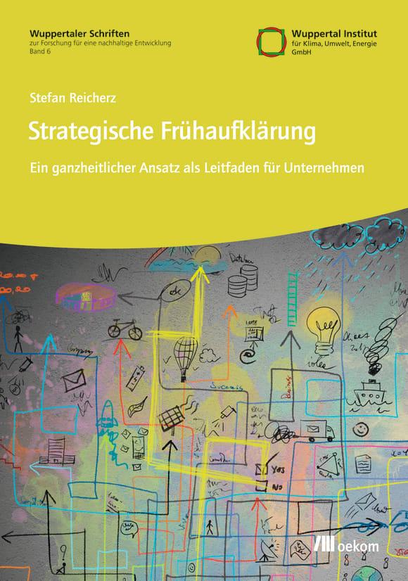 Cover: Strategische Frühaufklärung