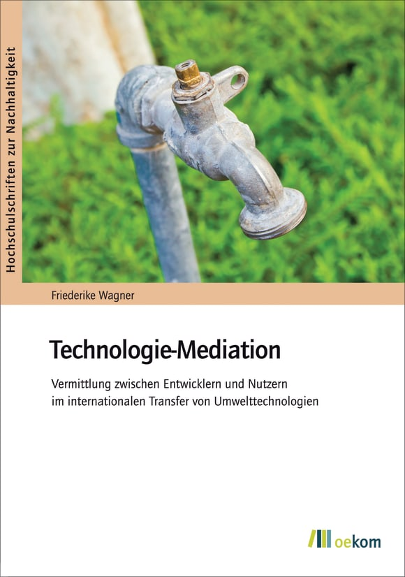 Cover: Technologie-Mediation