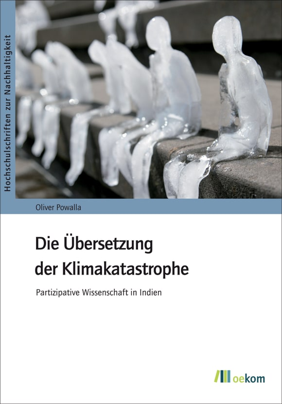 Cover: Die Übersetzung der Klimakatastrophe